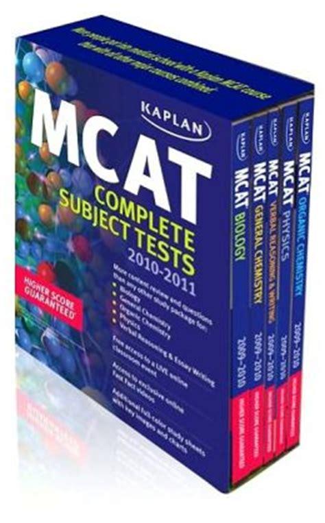 Best MCAT Prep Books 2018 2019 - Exam Genius